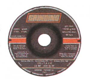 Disco Grinding Per Ferro Mm 125X2,4 Foro 22 Utensileria Manuale