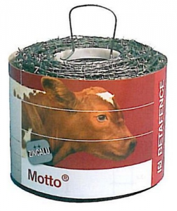BETAFENCE Wire Barbed Galvanized Motto Mt 100 Nails
