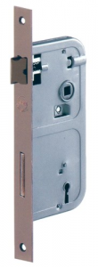 Set 5 Serratura Patent Bordo Quadro 8 Mm 40 Bronzata A 130 Ferramenta