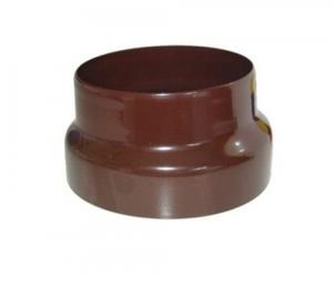 Riduzione Per Tubi Smaltata Marron Cm 8X10 Riscaldamento