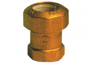 Connection Brass Female mm 25X3.4 Hydraulics Fittings