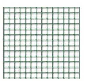 BETAFENCE Rete Casanet Plastica 12,7X12,7 F. 09 Cm 50 Mt10 Recinzioni-Chiodi
