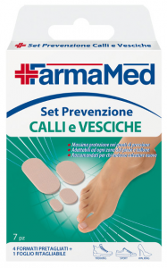 FARMAMED Plasters For blisters Calli 05227 Product For dressing