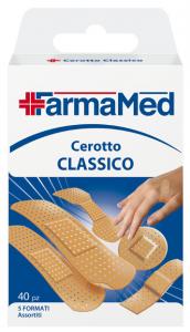 FARMAMED Cerotto Classico 5 Formati 40 Pezzi 05257