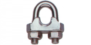 Set 5 Terminal Galvanized Robur mm 18 Hardware Accessories For ropes
