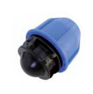 Cap Terminal Polypropylene Pn 16 mm 25 Hydraulics Fittings