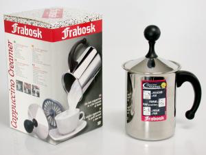 FRABOSK CASALINGHI Cappuccino creamer inox Pentole e preparazione cucina