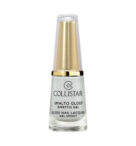 COLLISTAR Polish Gloss Effect Gel 436 Dew Nail Manicure And Pedicure