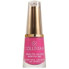 COLLISTAR Polish Gloss Effect Gel 501 White French Nail Manicure And Pedicure