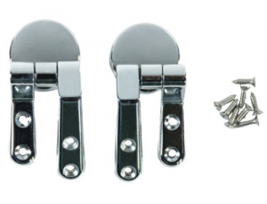 MAURER Accessori Kit Fissaggio Per Sedile Wc 92988 Idraulica Sedili W.C.
