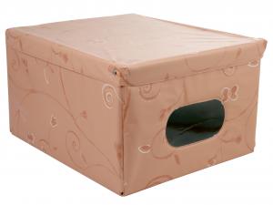 HOME Caja Armario Pvc 552X44X30 Alojamiento Armario