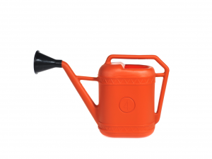 PLASTIC ADRIATICA Watering can Lt 4 Vegetable garden And Gardening
