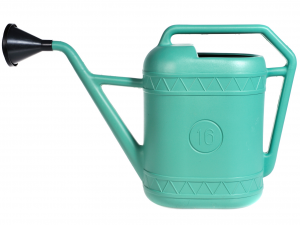 PLASTIC ADRIATICA Watering can Lt 16 Vegetable garden And Gardening