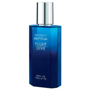 DAVIDOFF Cool Water Night Dive Acqua Profumata 125 Ml Fragranze E Aromi