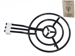 VAELLO Fornellone Gas 3f Cm 60xpaell Electrodomésticos Para la Casa
