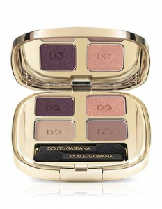 DOLCE & GABBANA The Shadow Quad 110 Nude Eye Makeup