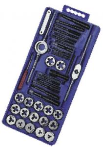Maschi E Filere Pz 40 Mm 3 - 12 Utensileria Manuale