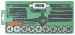 Maschi E Filiere Pz 21 Mm 3 - 12 Utensileria Manuale