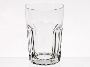 PASABAHCE Set 12 Bicchieri In Vetro Casablanca Alto Arredo Tavola