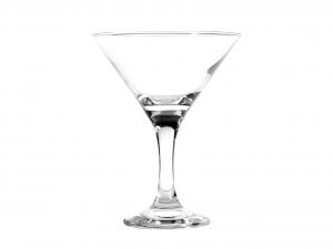 PASABAHCE Set 12 Calices Verre Bistro Martini 15Cl Calices Vin