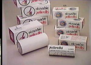 GENERAL Ricambio per pulirella super25 Attrezzi per le pulizie casa