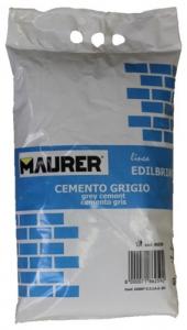 EDILBRIKO Set 5 Cemento Grigio Edilbriko Sacco Kg 5 Colori Fa Da Te - Casa