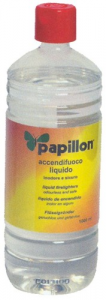 Set 12 Accendifuoco Liquid Papillon ml 1000 Heating