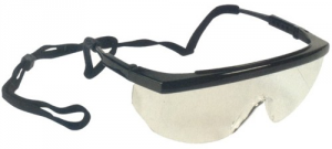 MAURER Glasses Lenses Transparent Stanghette Adjustable Accident prevention Protection