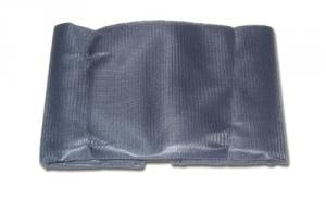 Réseau Moustiquaire Avec Velcro Mt 1.30X1.50 - Anthracite Ligne Maison