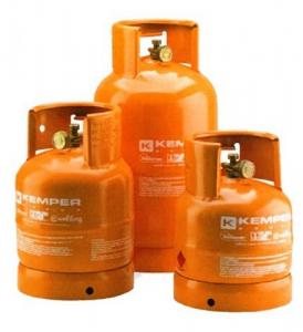Cylinder For Gpl kg 3 - Empty Gardening