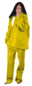 Arbeitspaket Polyester / PVC Gelb Größe Xl Sicherheitsarbeit Schutz