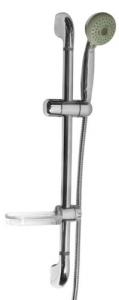 MAURER Saliscendi Aqua 5 Funzioni Asta+Flessibile Cm 150 Idraulica