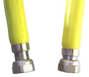 MAURER Tubo Flessibile Per Gas Uni En 14800 Cm 200 Femmina Femmina Idraulica