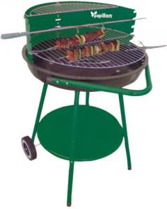 Barbecue Papillon Apache Cm 53X82 H Giardinaggio Carbone-Legna