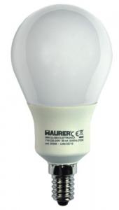 MAURER Set 10 Lampe Mini Globus Einsparungen Energie E14 W11-2700K Material Elektrisch