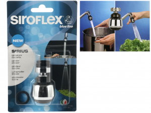 SIROFLEX Aerator With Shower Sirius Furniture Bathroom
