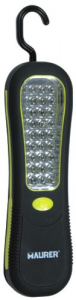 MAURER Flashlight 27 Led Magnetic With Hook Material Electric