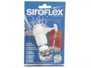 SIROFLEX Rompigetto con snodo Arredo bagno e accessori