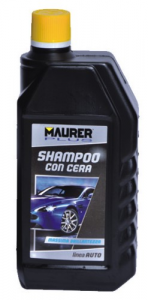 MAURER PLUS Shampoo With Wax Lt 1 Colors Auto