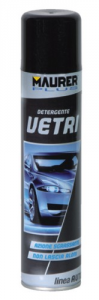 MAURER PLUS Detergente Spray Vetri Auto Ml 300 Colori Auto