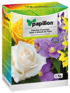 Concime Granulare Per Rose E Arbusti Da Fiore Kg 1 Giardinaggio
