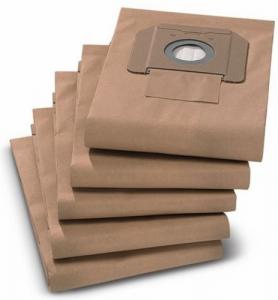 Sacchetto Carta Per Idroaspiratore 95893 Pz.5 Linea Casa Accessori