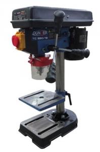 DUNKER Trapano Colonna Tc 350/13 W 350 5 Velocità Utensileria Elettrica