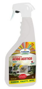 Vinegar Acid Acetic Lt 1 Gardening