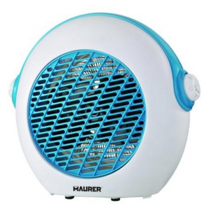 MAURER Fan heater Polynesia W 1000-2000 Heating