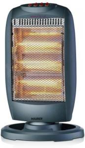 MAURER Stove Halogen Skiathos W 400-800-1200 Heating
