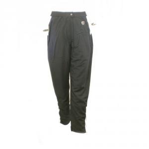 BRIKO Pantaloni lunghi invernali donna PANTS MICRO XC nero bianco 0A498051A