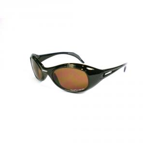 BRIKO VINTAGE Occhiali sportivi da sole unisex TWIN SHIELD nero 0S584752S