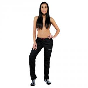 Briko Pantalones largos Invierno Multisport PANTALONES Thermofit Mujeres Negro 100047