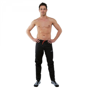 BRIKO Pantaloni lunghi invernali uomo thermofit HP MULTISPORT PANTS nero 100037